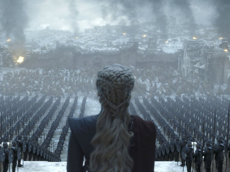 HBO 製播的熱門史詩影集《冰與火之歌:權力遊戲》第八季邁入精采大結局。