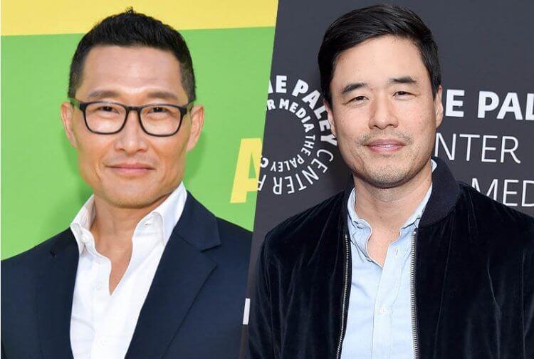 好萊塢兩位亞裔美籍演員金大賢及朴藍道將共演全新劫盜電影。
