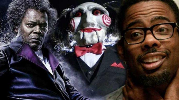MDFK……神盾局長即將滲透恐怖界!山繆傑克森確認加盟演出克里斯洛克的《奪魂鋸》外傳電影首圖