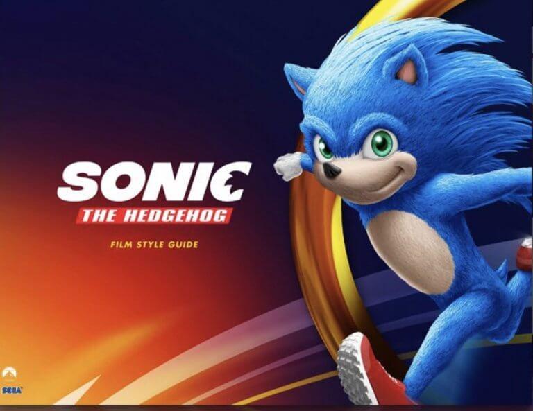 《音速小子》真人電影的 STYLE GUIDE 被發現已公布在網路上,但隨即被刪除。