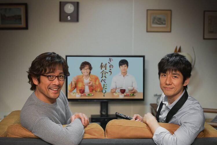 内野聖陽與西島秀俊以漫改日劇《昨日的美食》奪下多座日劇男主角獎,更將續演系列真人電影。