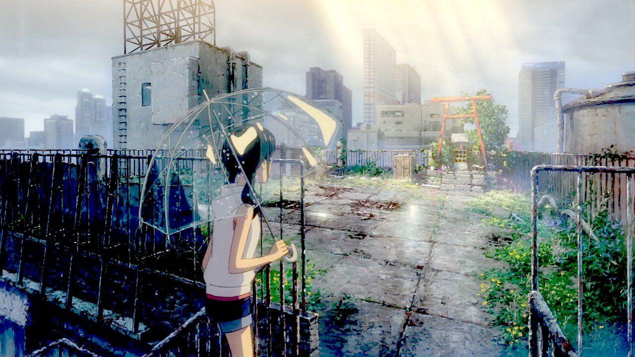 新海誠《天氣之子》預告:氣侯異常的時代,少年遇見能讓天空放晴的不可思議少女……首圖