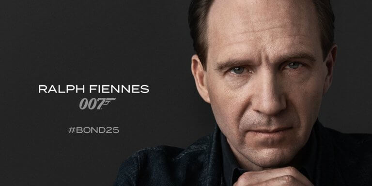 Bond25- 雷夫范恩斯(Ralph Fiennes)