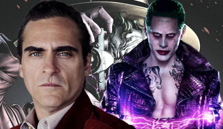 另一部小丑電影則是由大家熟悉的《 自殺突擊隊 》裡的 傑瑞德雷托 (Jared Leto) 所飾演, 將以改編 漫畫內容 為主