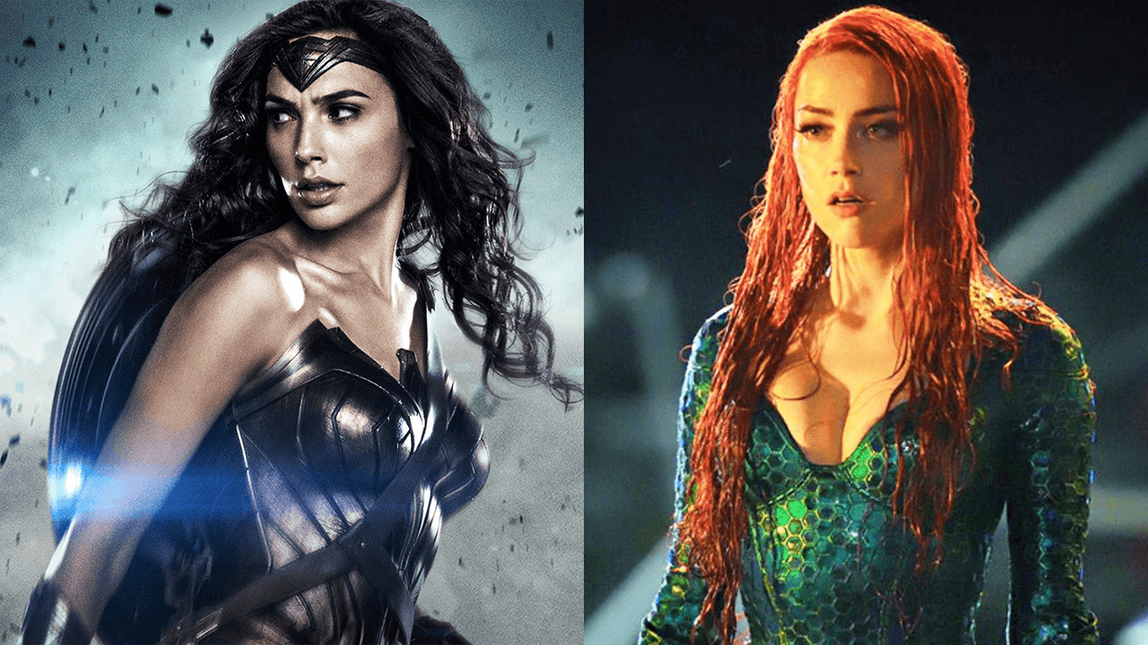 神力女超人、澤貝爾梅拉,你心中的 DC 女神是哪位呢?