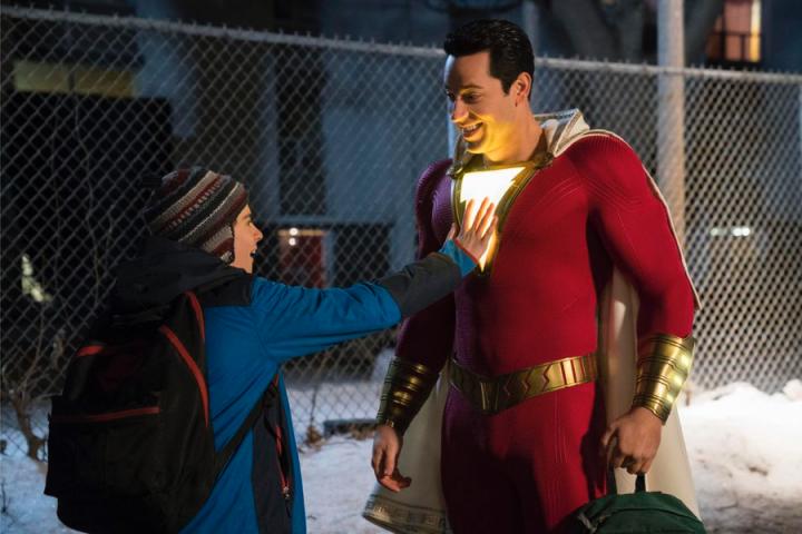 DC宇宙 超級英雄電影令人期待:《 沙贊! 》。