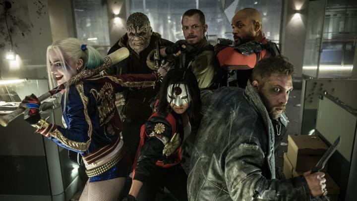 DC宇宙 詳細未來規劃,但《 自殺突擊隊 》的續集,可能要再等等。