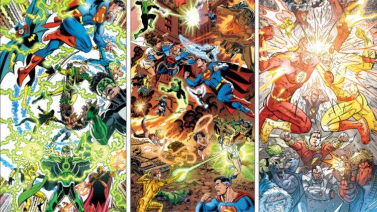 黃金時代、白銀時代怎麼分?DC 多元宇宙簡史懶人包——首圖