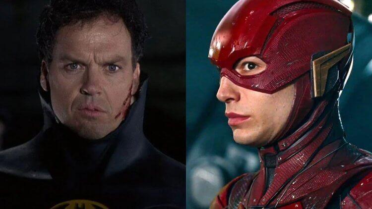 米高基頓將以「蝙蝠俠」的身分在《閃電俠》電影中回歸。
