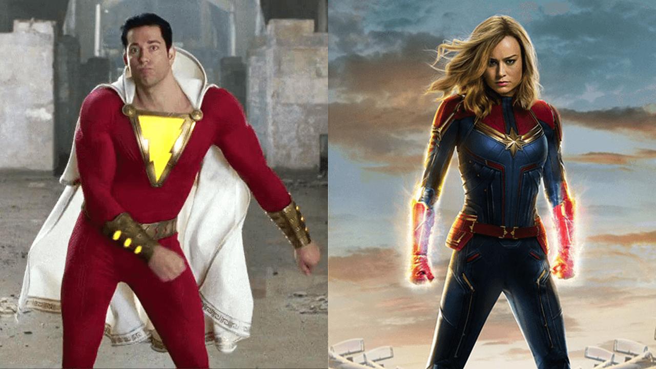 DC vs 漫威?《沙贊!》導演:「競爭蠢斃了!我希望每部超級英雄電影都成功!」首圖