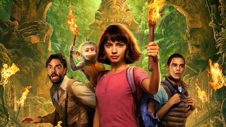 跟著真人 Dora 探險去 !《朵拉與失落的黃金城》解開印加叢林掩藏的陰謀與真相首圖
