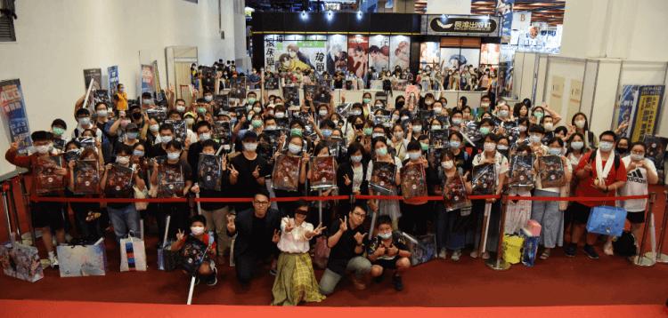 台味之呼吸 !《鬼滅之刃》中文配音員簽名會,現場配音嗨翻 ACG 博覽會