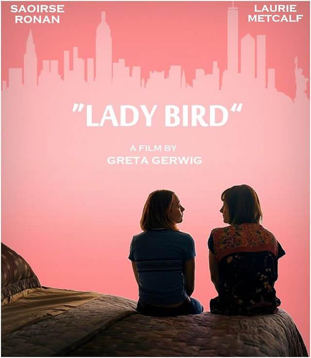 《 淑女鳥 》 電影海報