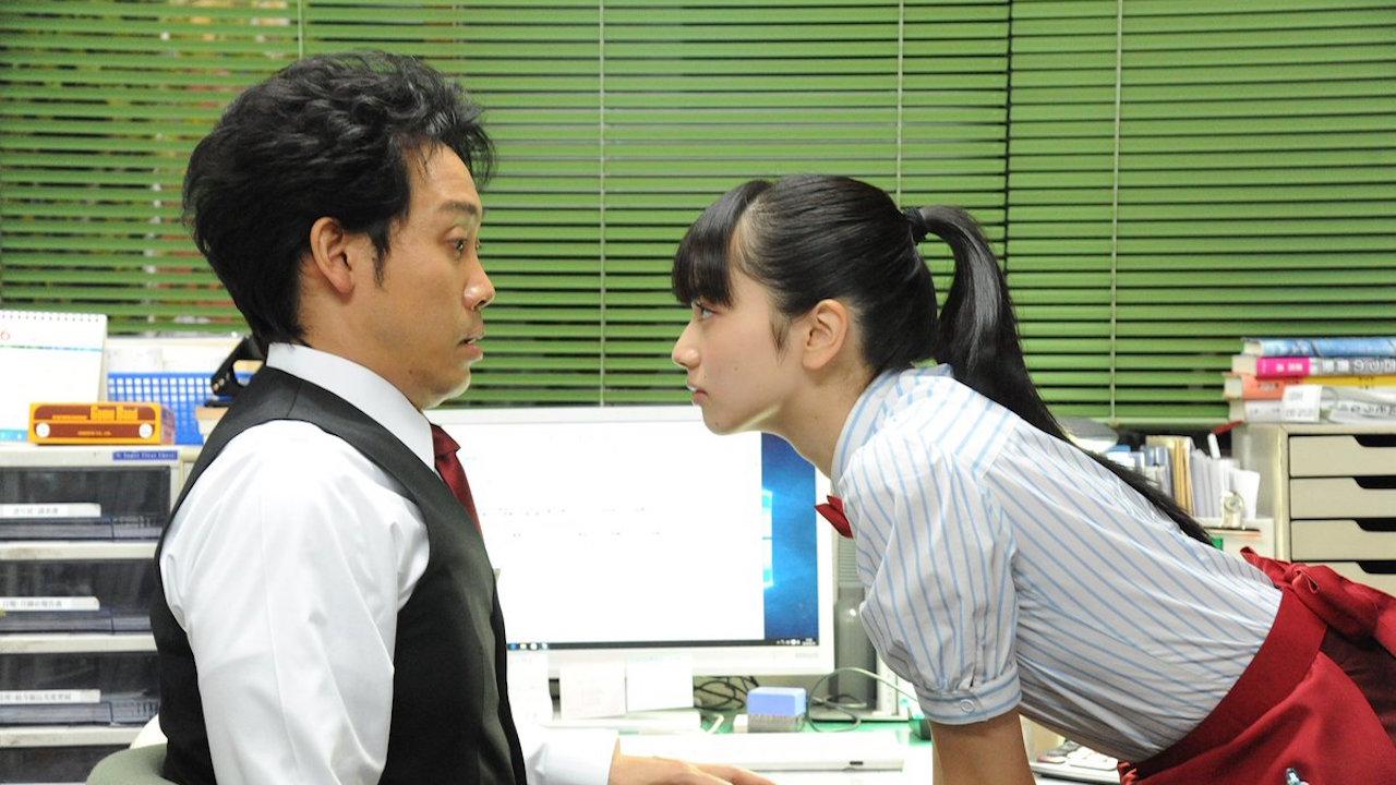 當JK愛上大叔!漫改戀愛電影《愛在雨過天晴時》日本5月25日上映!