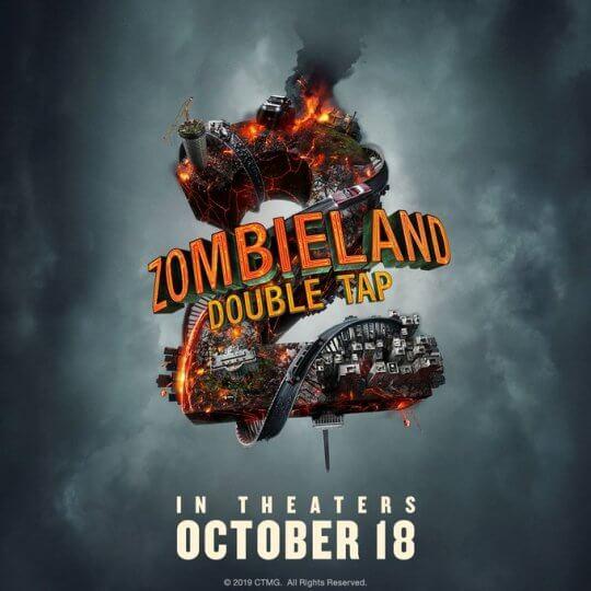 睽違十年的「屍樂園 2」《屍樂園:髒比雙拼》英文原文片名正是來自「殭屍生存守則」第二條。