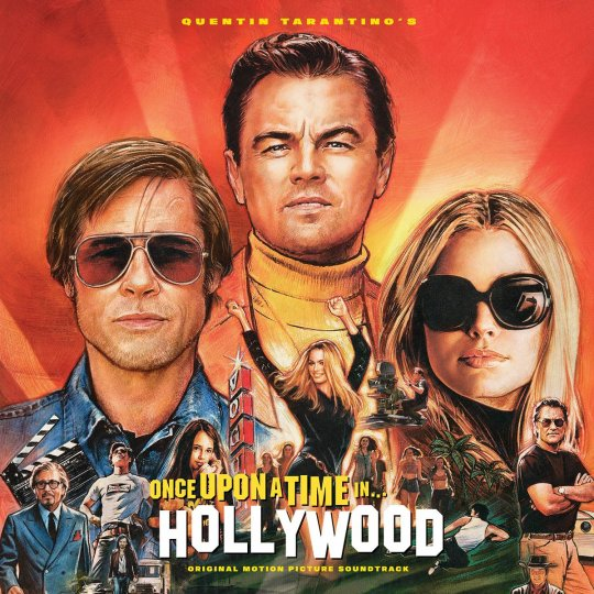 《從前,有個好萊塢》(Once Upon a Time in Hollywood) 劇照。