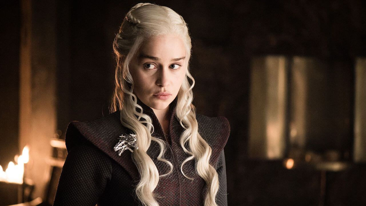 《冰與火之歌:權力遊戲》艾蜜莉亞克拉克:「龍后」丹妮莉絲不該得到鐵王座首圖