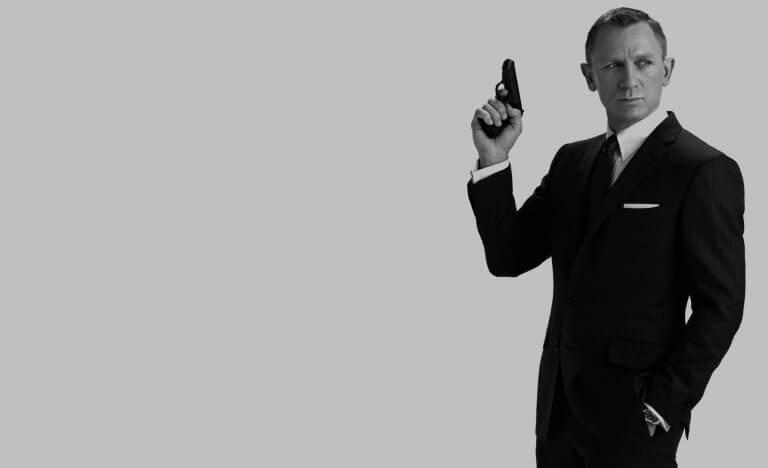 現役「007」飾演詹姆士龐德的演員:丹尼爾克雷格,他即將於「BOND 25」之後從這個角色畢業。