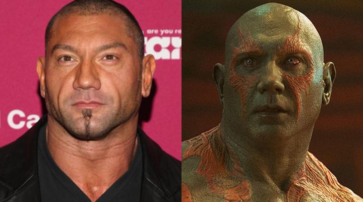 他在 WWE 的稱號也是 巴帝斯塔 。