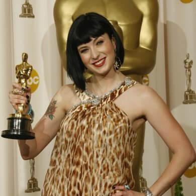 奧斯卡金獎編劇 Diablo Cody。