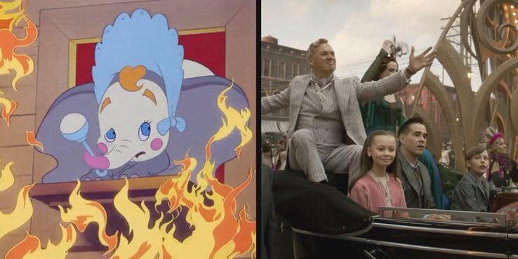 2019 年真人版《小飛象》刪去「唱歌情節」和「會說話的動物」要素,讓劇情主線更明顯。