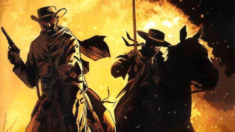 由昆汀塔倫提諾擔任編劇的美漫《Django/Zorro》真人電影計畫是否能順利成真?
