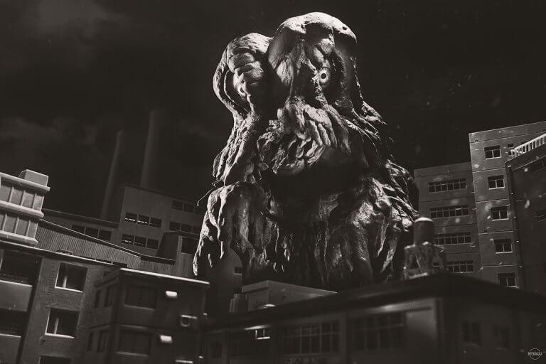 《哥吉拉對黑多拉》劇照