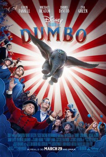 迪士尼《小飛象》真人版電影即將於 2019 年春季上映。
