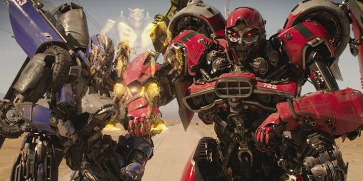 《 大黃蜂 》電影將會現身的 反彈球 以及粉碎 判官 。