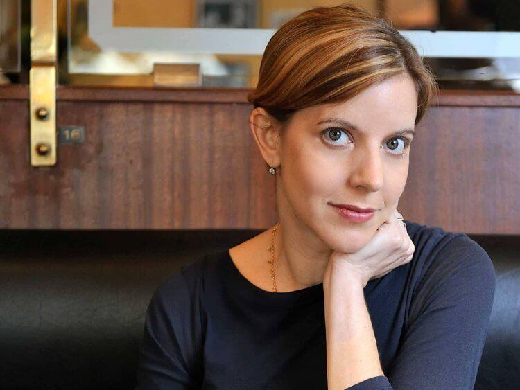 《法國小孩不亂扔食物》原著作者潘蜜拉杜克曼。