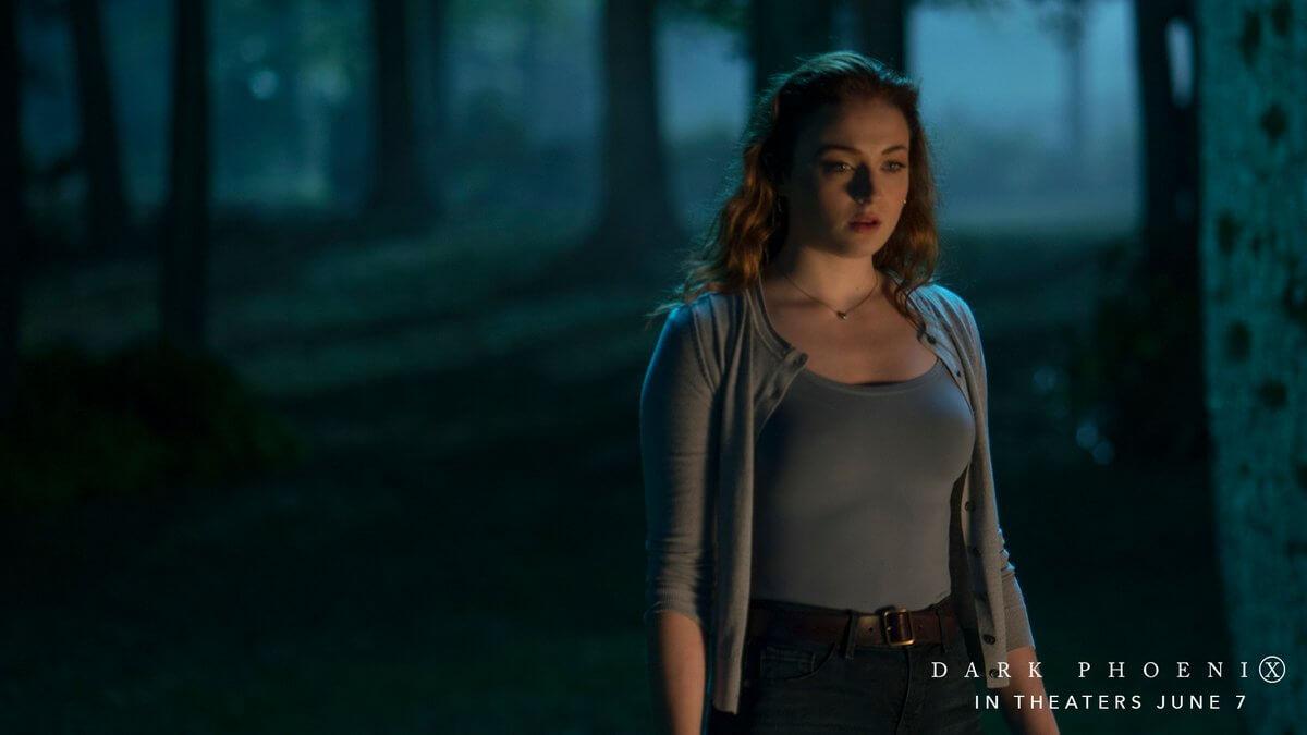 蘇菲特納在《X 戰警:黑鳳凰》中飾演琴葛雷。