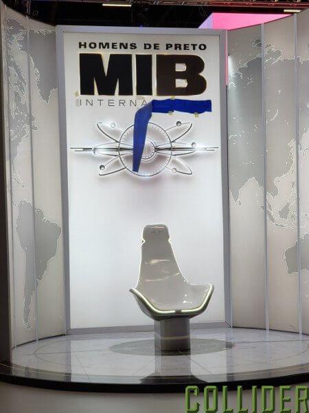 根據外媒Collider所拍攝到巴西漫展中,《MIB 星際戰警》攤位上的正式名稱:《MIB International》(暫譯為「MIB 星際戰警:國際」)