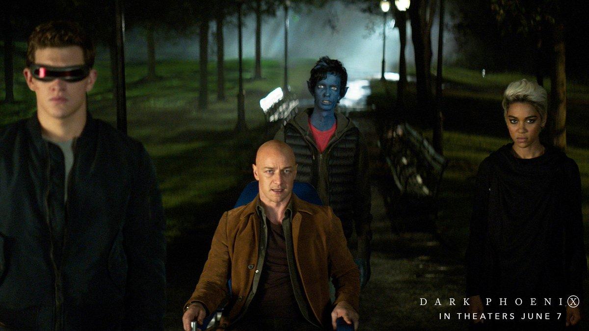 由賽門金柏格執導的《X 戰警:黑鳳凰》將於 2019 年 6 月 7 日上映。