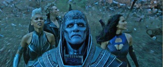 《X 戰警:天啟》(X-Men : Apocalypse) 劇照。