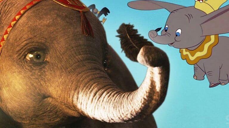 《小飛象》真人版電影:2019 華麗變身的迪士尼經典,與原版動畫的差異及致敬解析
