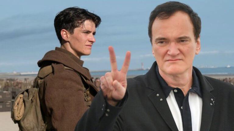 越刷越好看認證!三刷諾蘭的《敦克爾克大行動》後,鬼才名導昆汀將這部電影排為2010 年代第二名愛片
