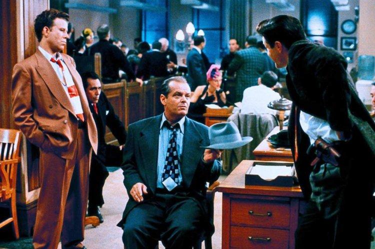由傑克尼克遜自導自演的《唐人街續集》票房不如首集。
