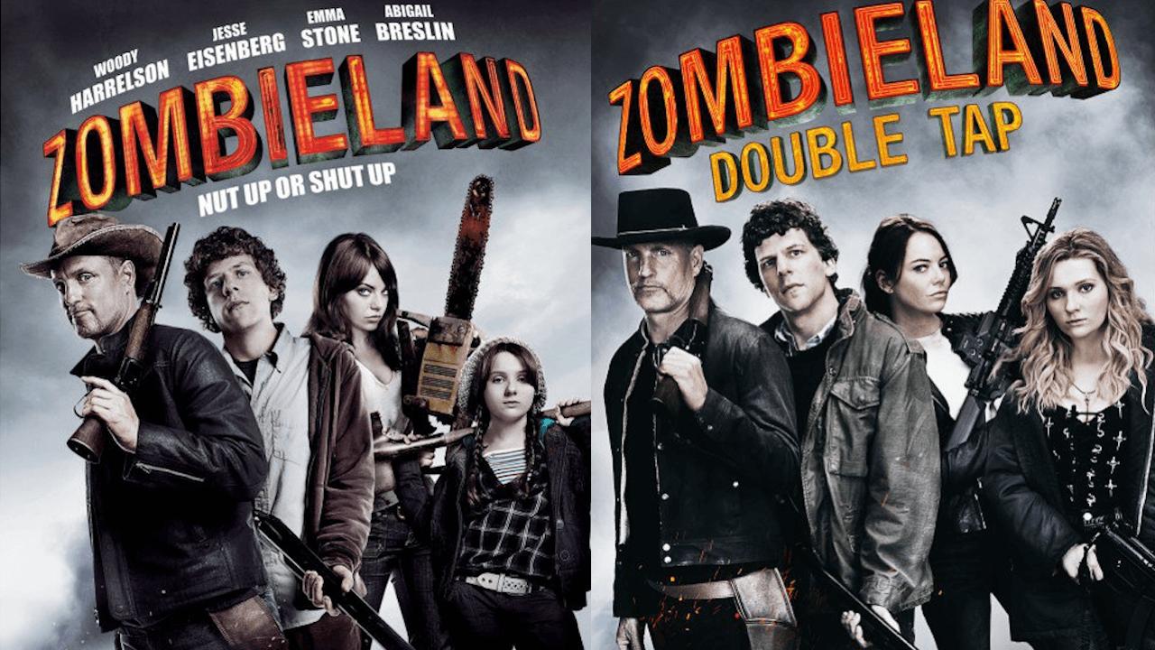 《屍樂園》也玩十年挑戰!最新續集《屍樂園:髒比雙拼》(Zombieland:Double Tap) 海報及完整電影標題公開首圖
