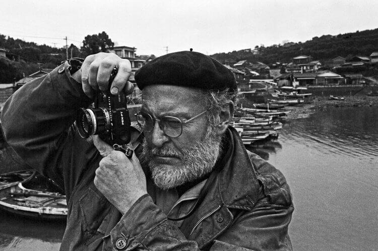 攝影師尤金史密斯 (W.Eugene Smith)。