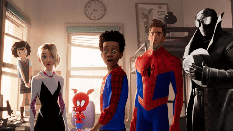 《蜘蛛人:新宇宙》(Spider-Man: Into the Spider-Verse) 續集將於2022年4月上映