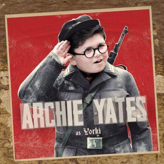 童星阿奇葉茲(Archie Yates)