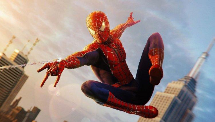 PS4《蜘蛛人》遊戲美術圖