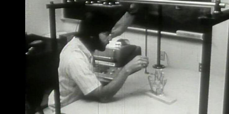 《玩具總動員 4》中,可以發現皮克斯創始人之一,艾德卡特姆的手模出現在畫面之中。