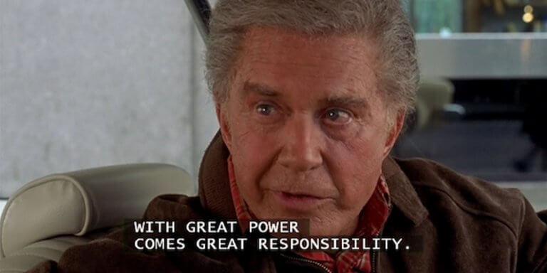 「能力愈大,責任愈大」這個英雄信條,放在反英雄角色身上是否依然管用?