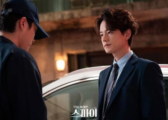 林周煥《愛我的間諜》飾演劉寅娜現任丈夫