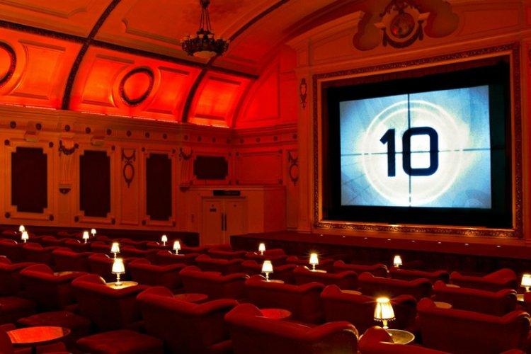 英國倫敦 Electric Cinema Portobello。