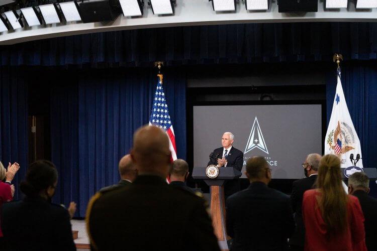 美國副總統麥克彭斯。