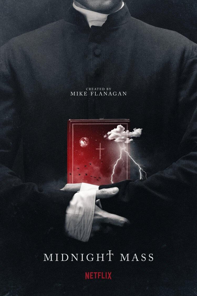 麥可弗拉納根下一部 Netflix 影集《Midnight Mass》。