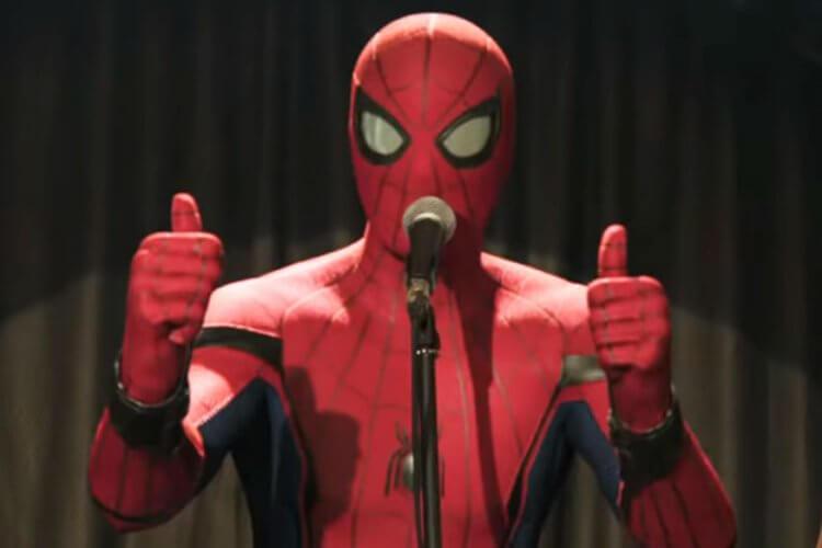 湯姆霍蘭德在 2019 年上映的超級英雄電影《復仇者聯盟 4:終局之戰》《蜘蛛人:離家日》中扮演蜘蛛人。