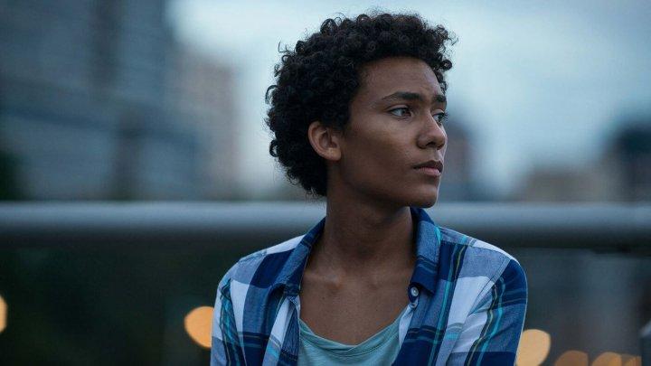 描述 14 歲少年找尋自我認同的電影《 男孩愛最大 》。